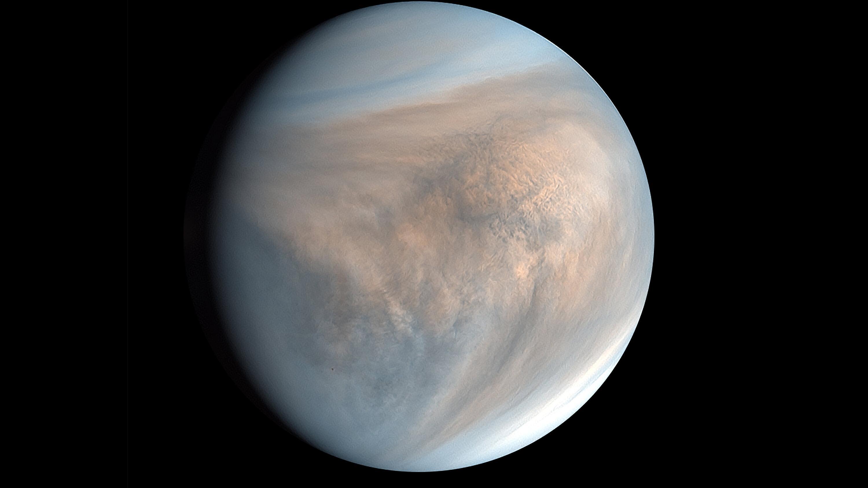Атмосфера Венеры оказалась слишком сухой для жизни