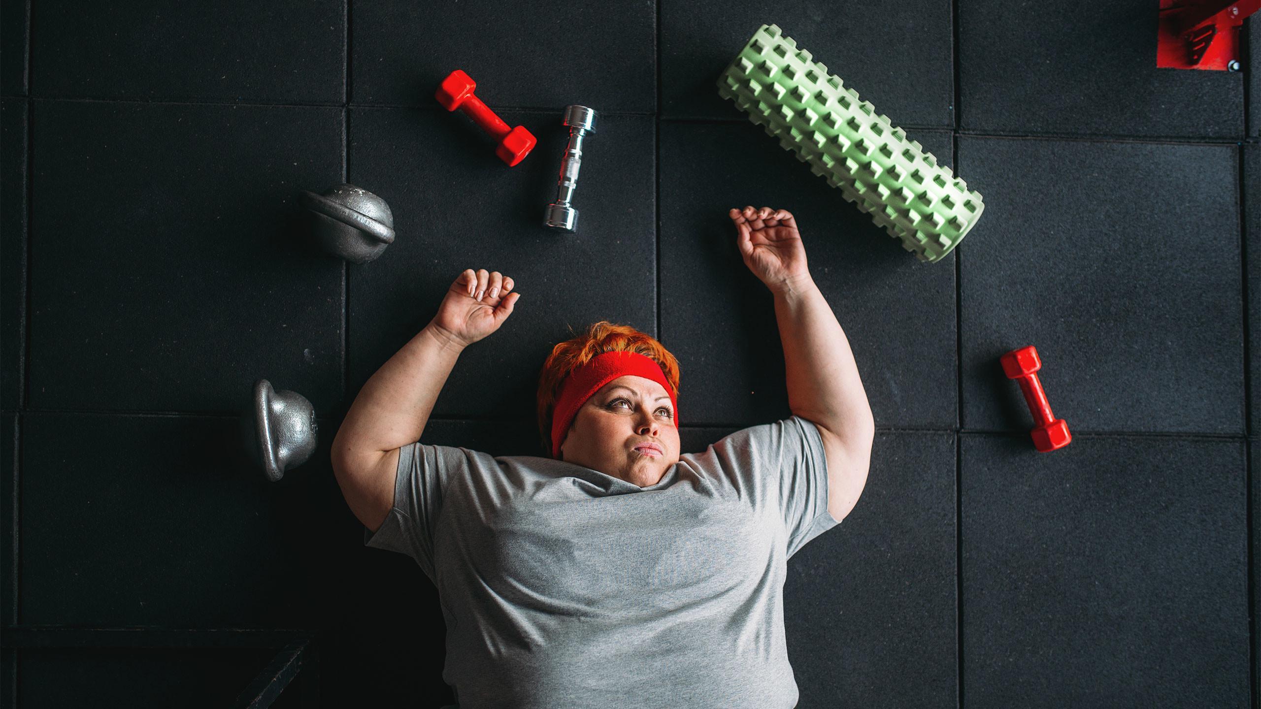 Наследственное ожирение не всегда зависит от генов