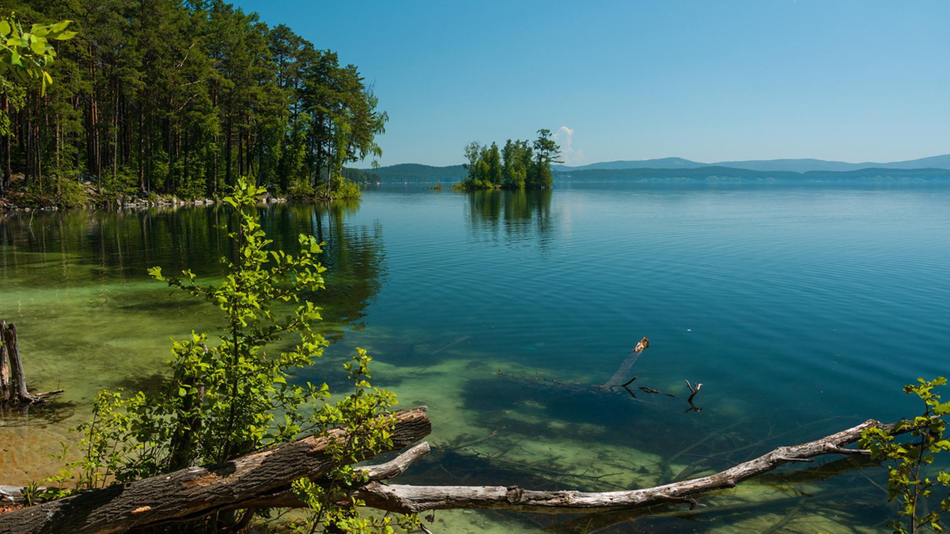 Рыбам в озёрах дышится всё труднее
