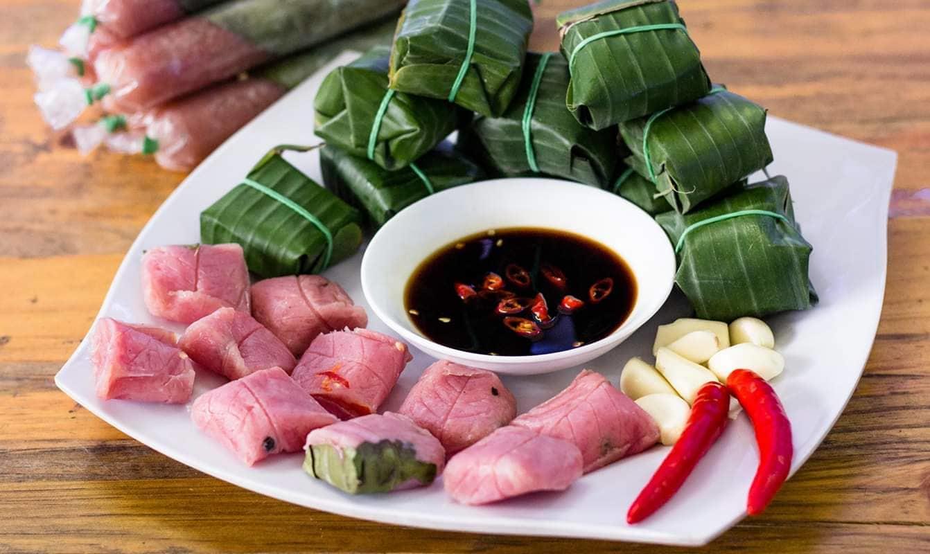 Вьетнамская закуска из свинины подсказала, как сохранить свежесть продуктов