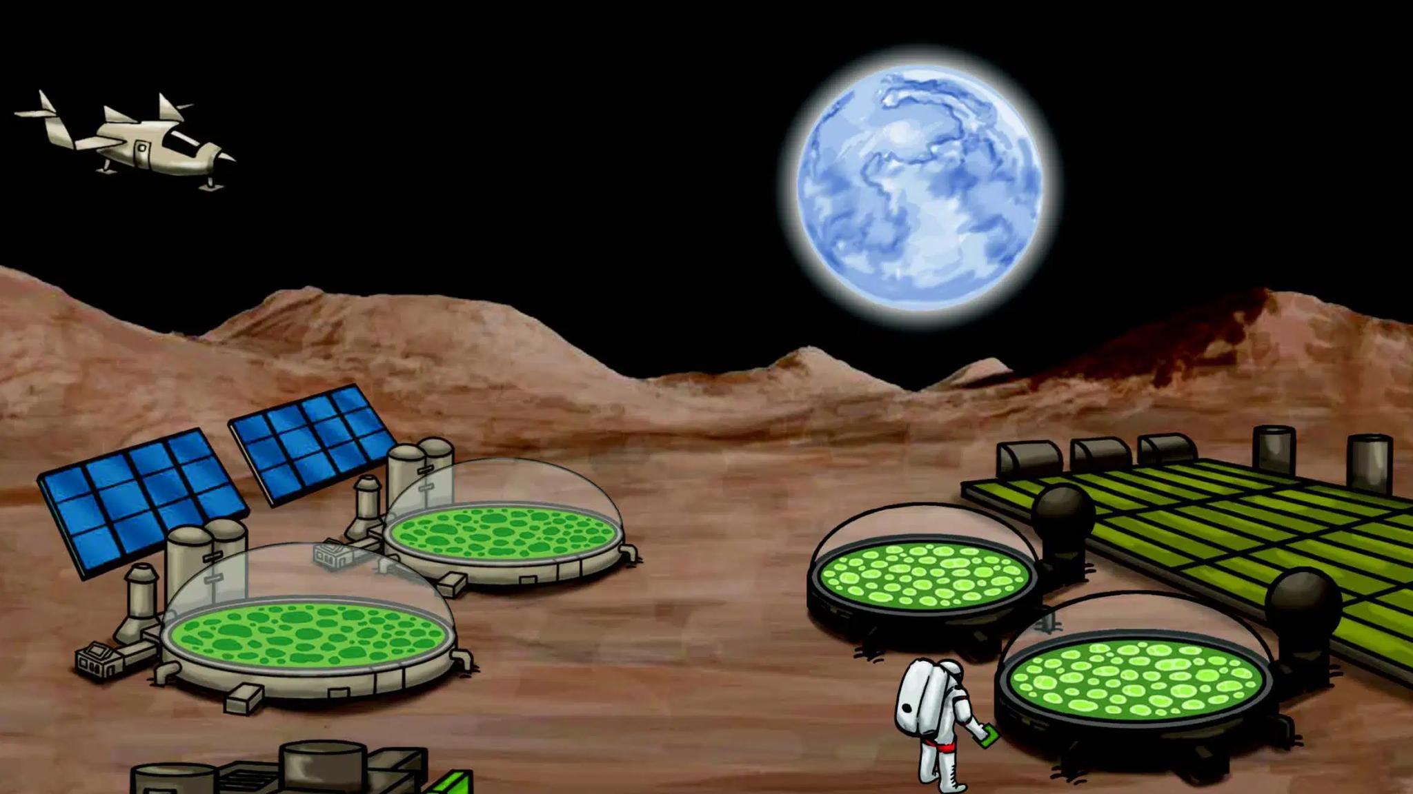 Бактерии-космонавты: вместе к далеким планетам