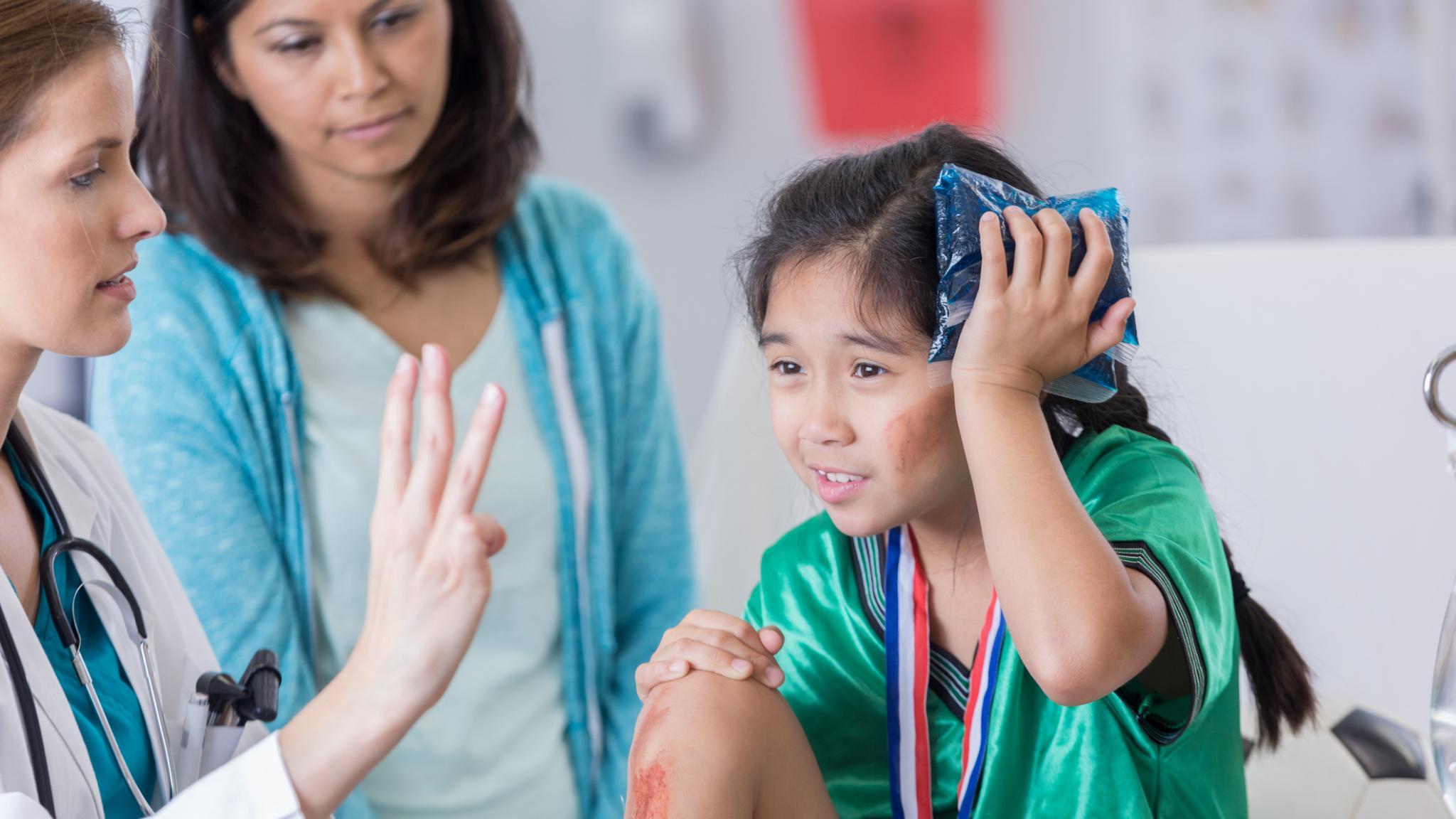 Тяжелые травмы головы повысили риск развития СДВГ у детей