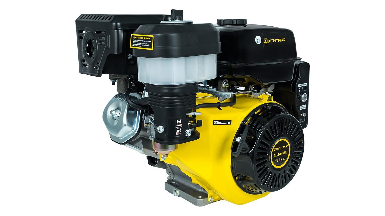 Бензиновый двигатель «Кентавр» – надежность и выносливость