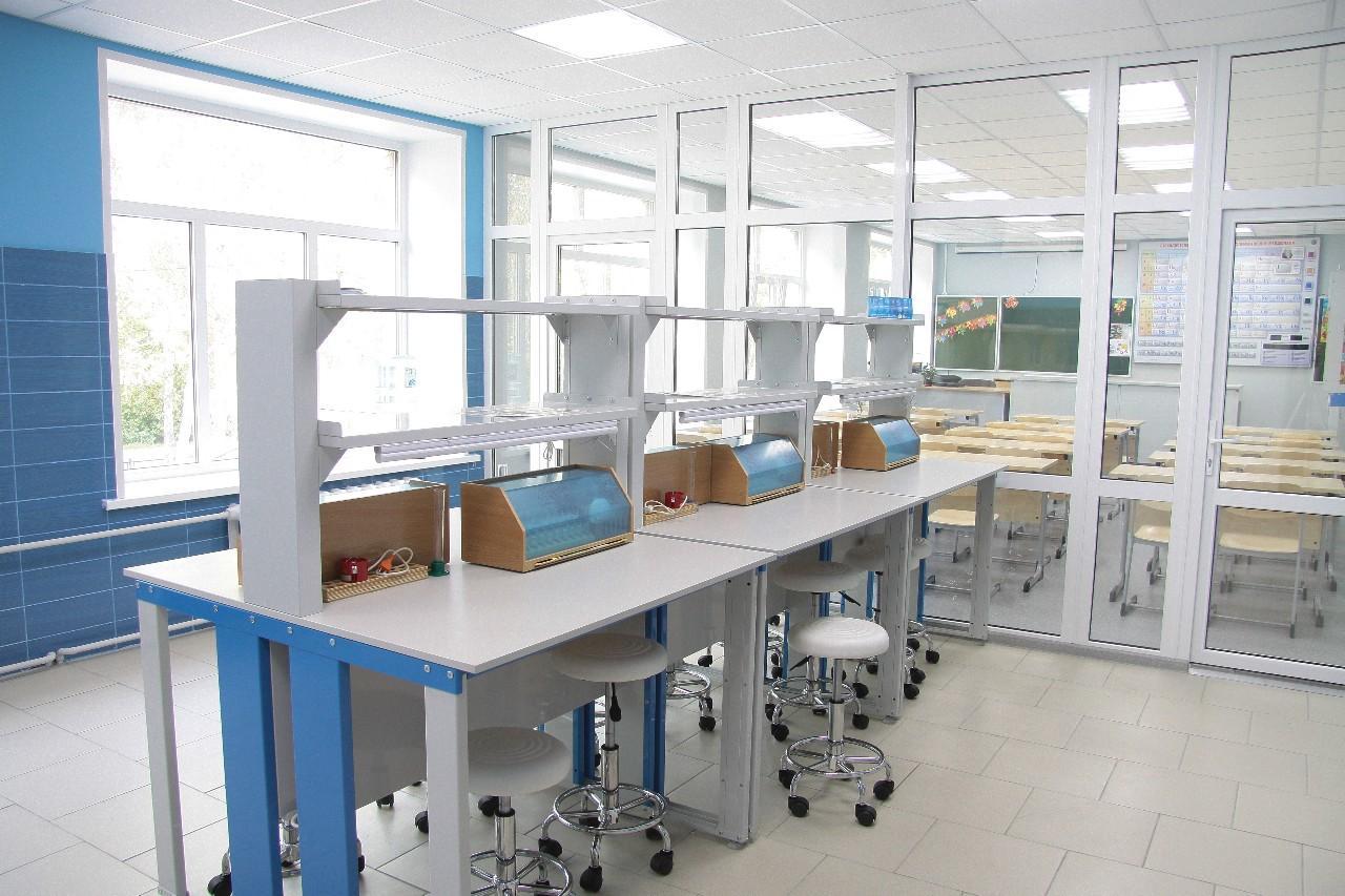 Кабинет химии в школе - оборудование, безопасность, инструкция