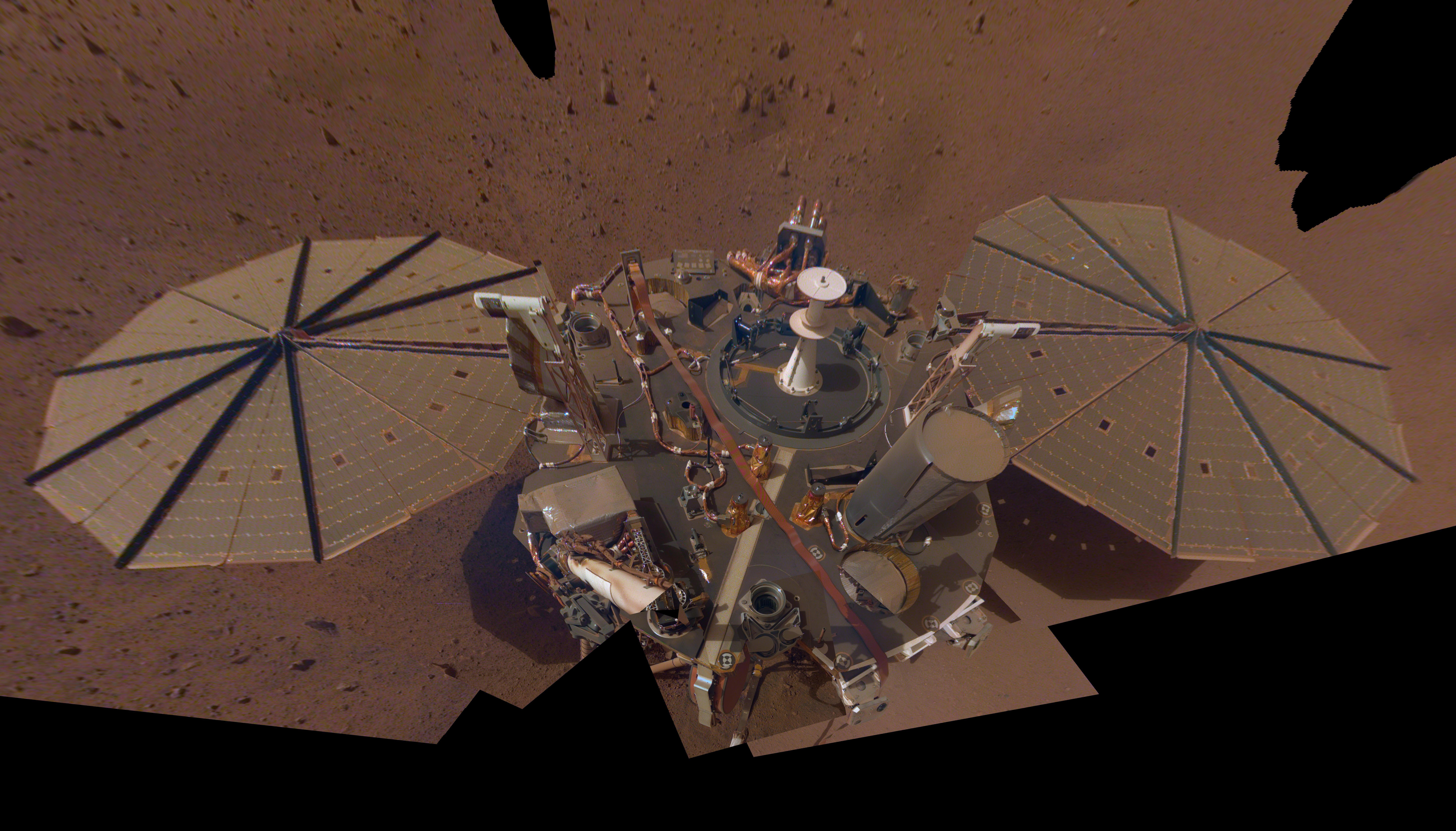 Как устроен Марс внутри?