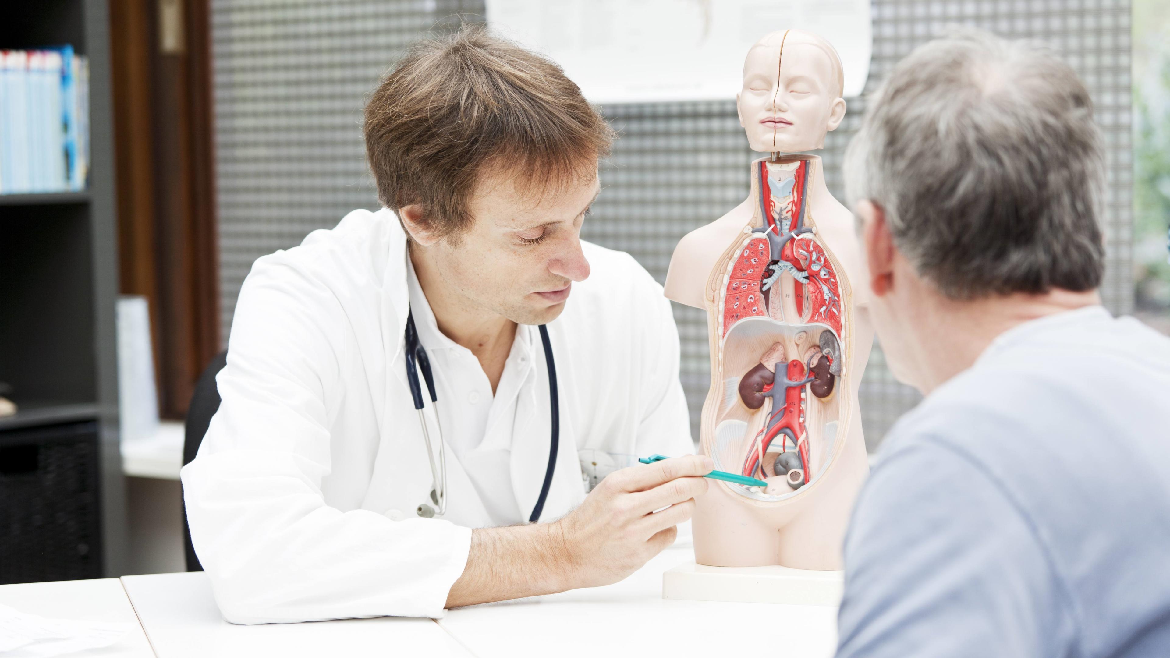 Диагностика заболеваний мочевыделительной системы
