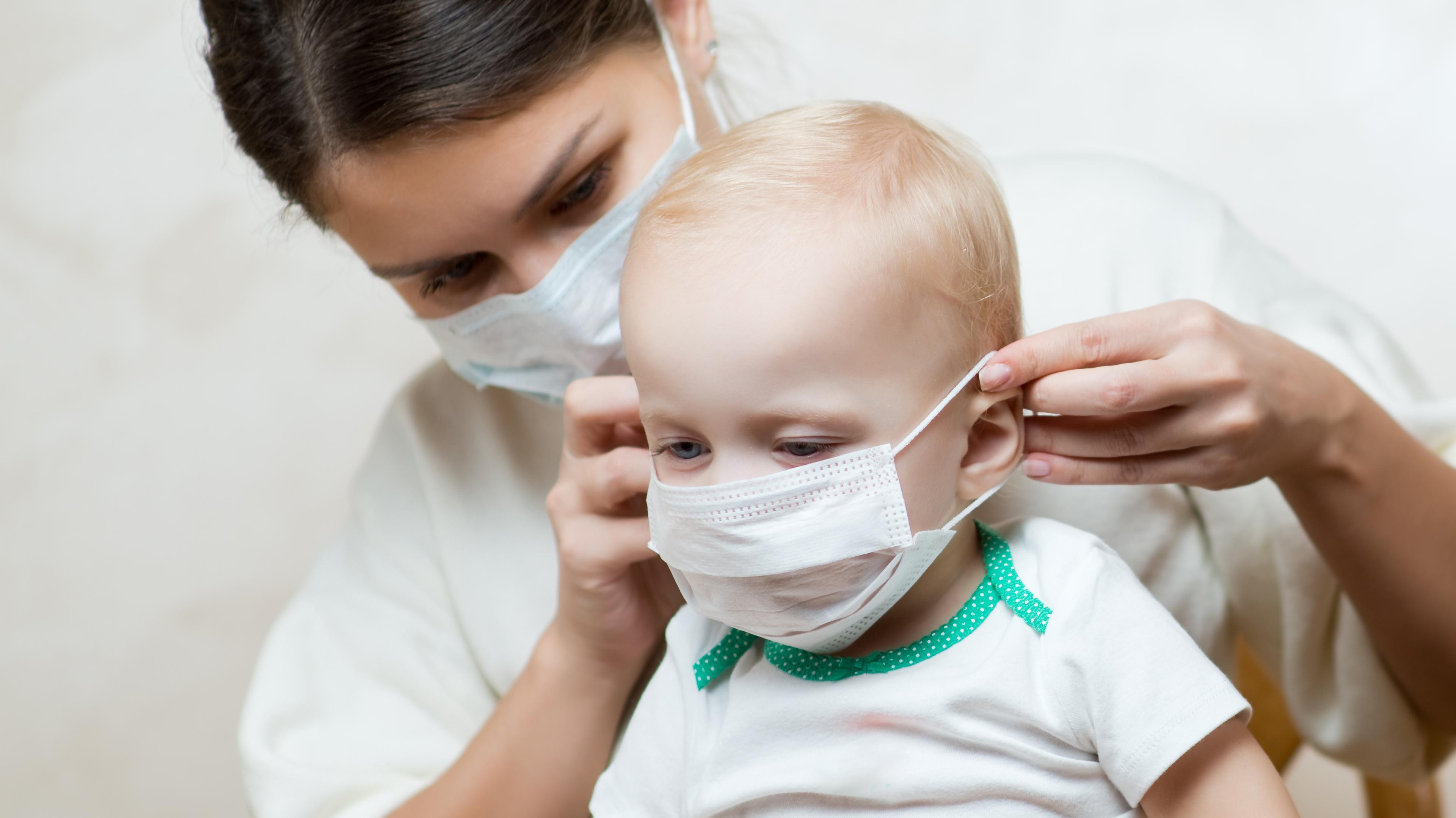У родившихся во время пандемии детей в США снижен уровень интеллекта