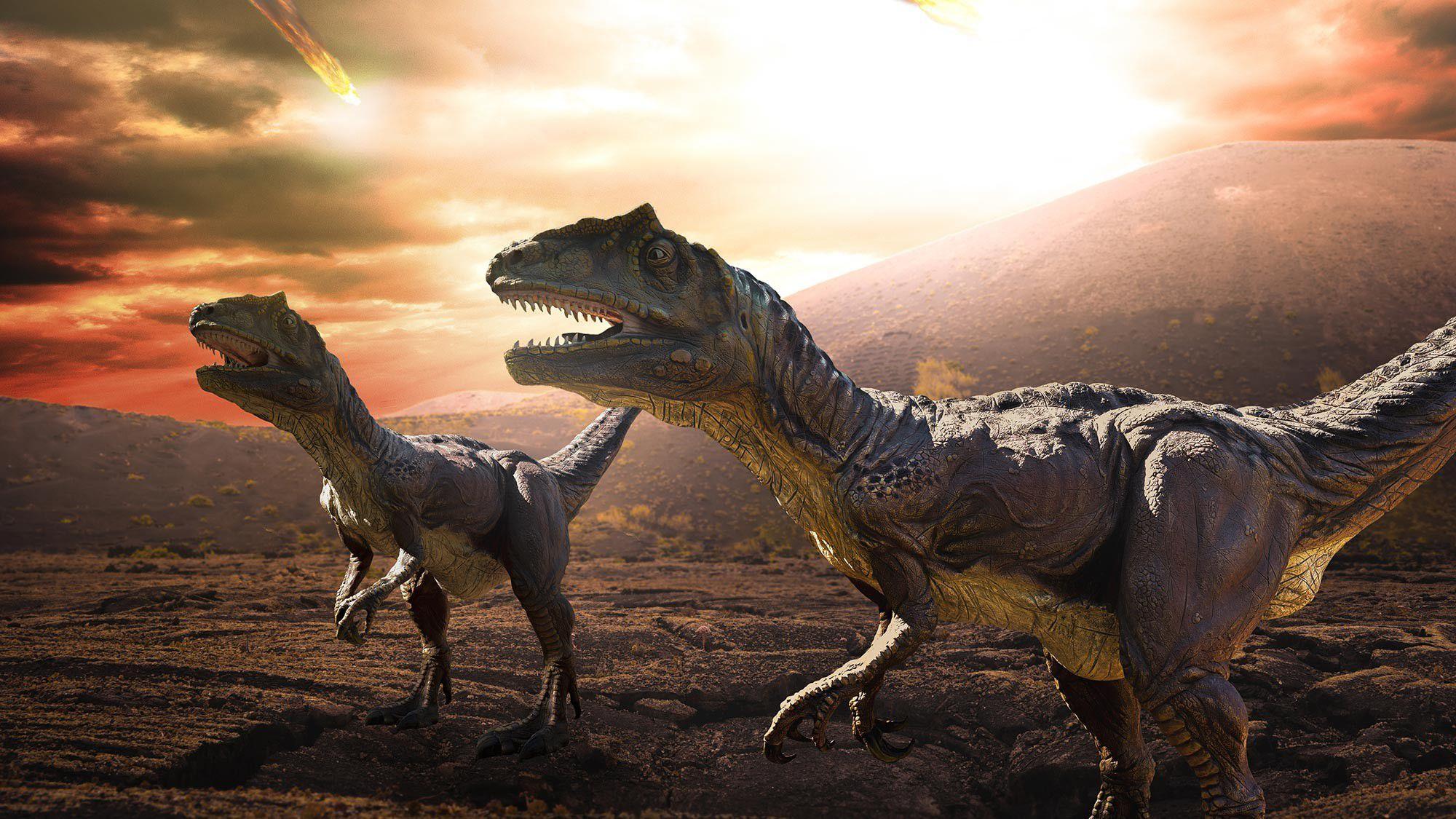 Ученые выяснили, откуда прилетел астероид, убивший динозавров