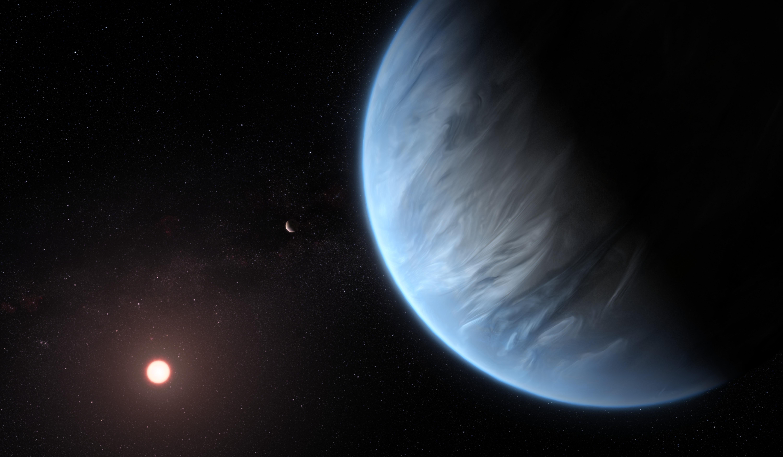 Астрономы описали новый тип потенциально обитаемых планет