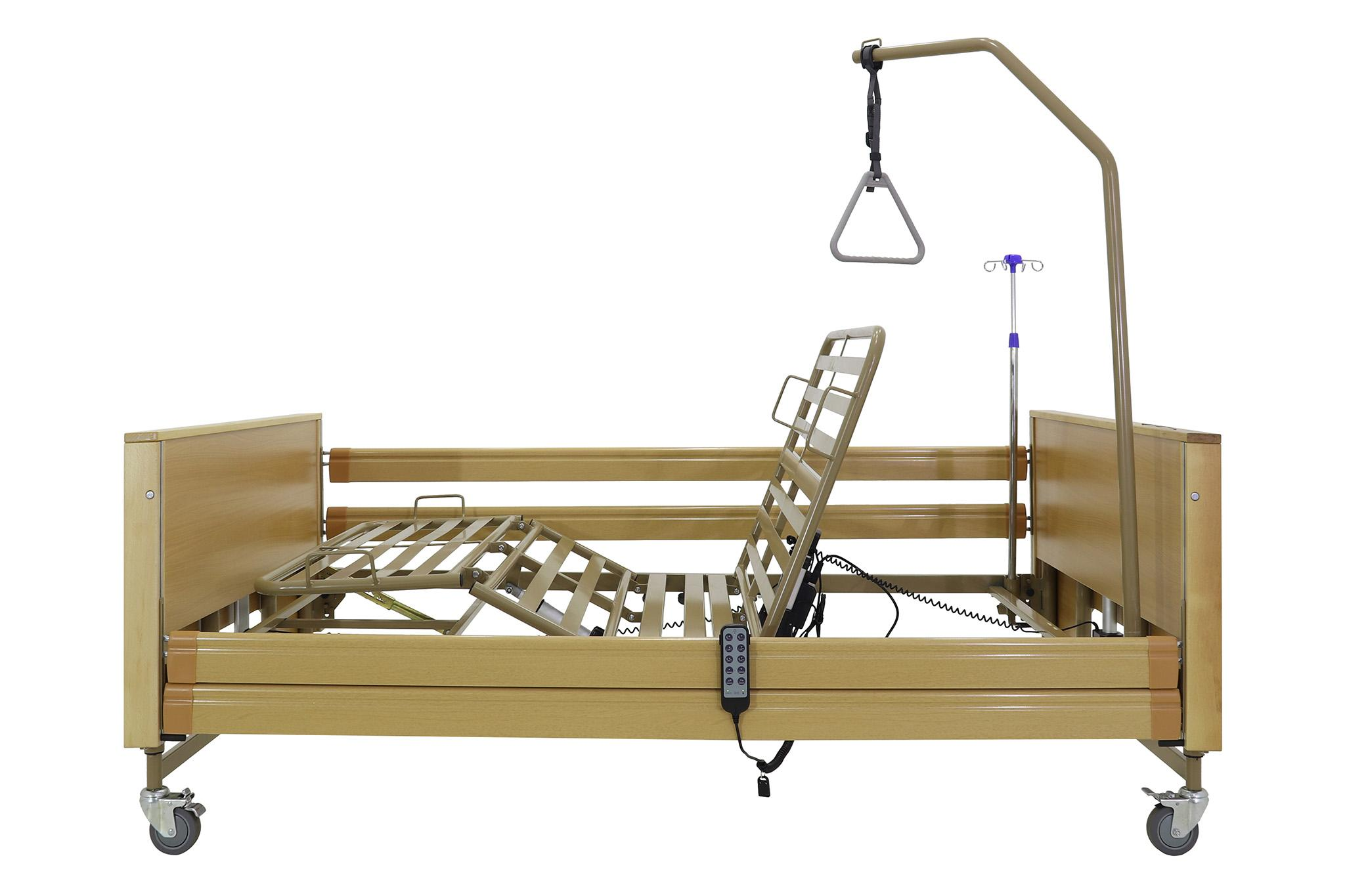 Оптимальное оснащение медицинской кровати