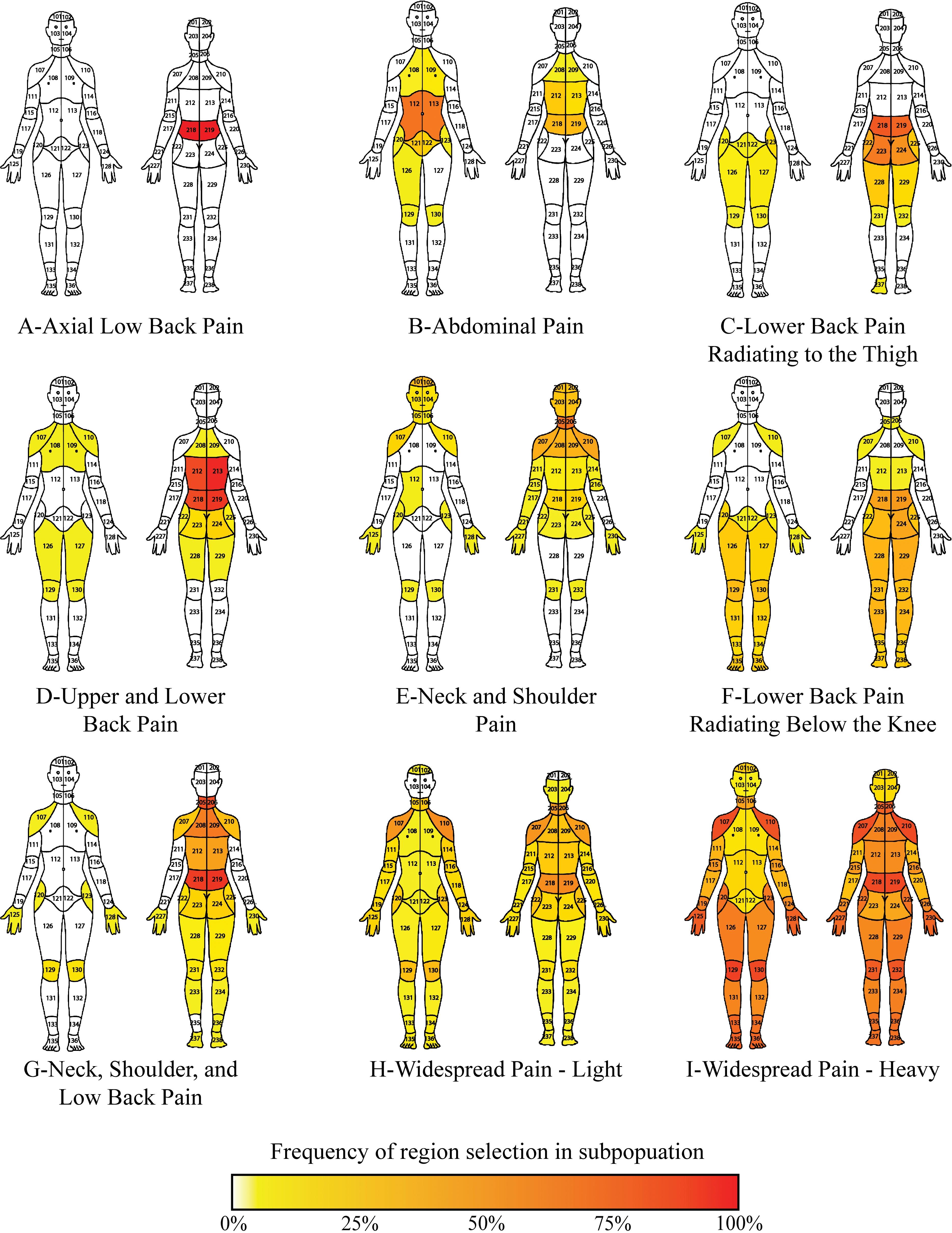 У хронической боли обнаружили девять разных типов