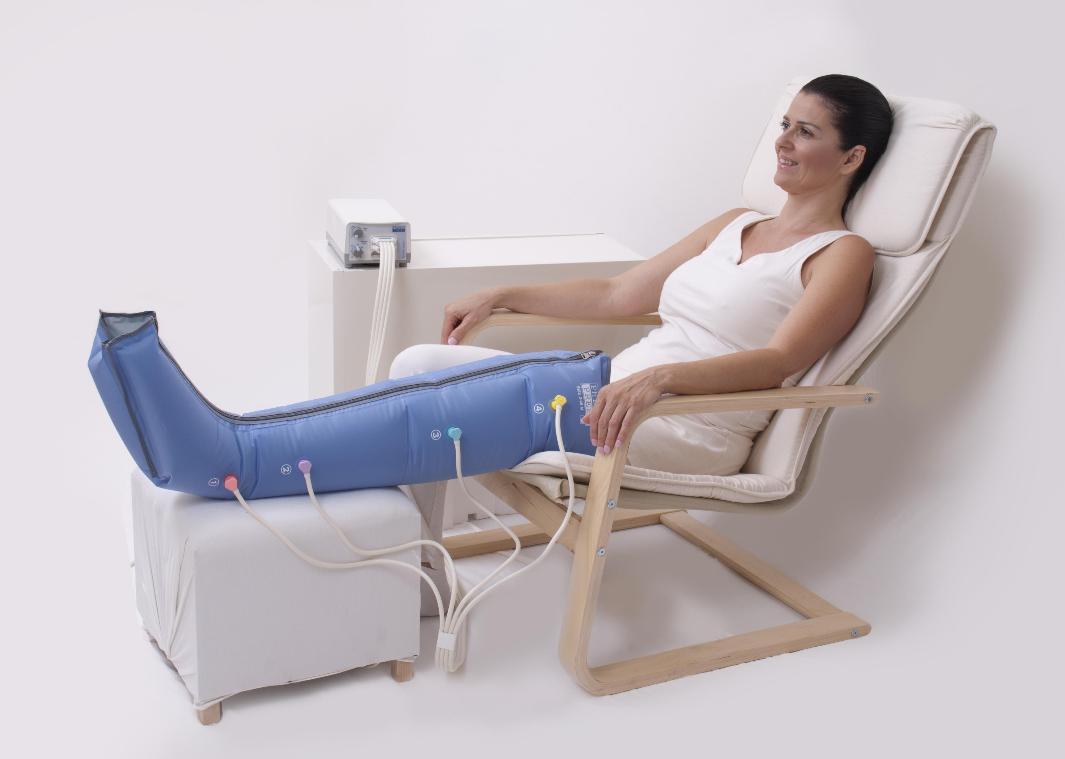 Как работают лимфодренажные аппараты? Какую они приносят пользу?
