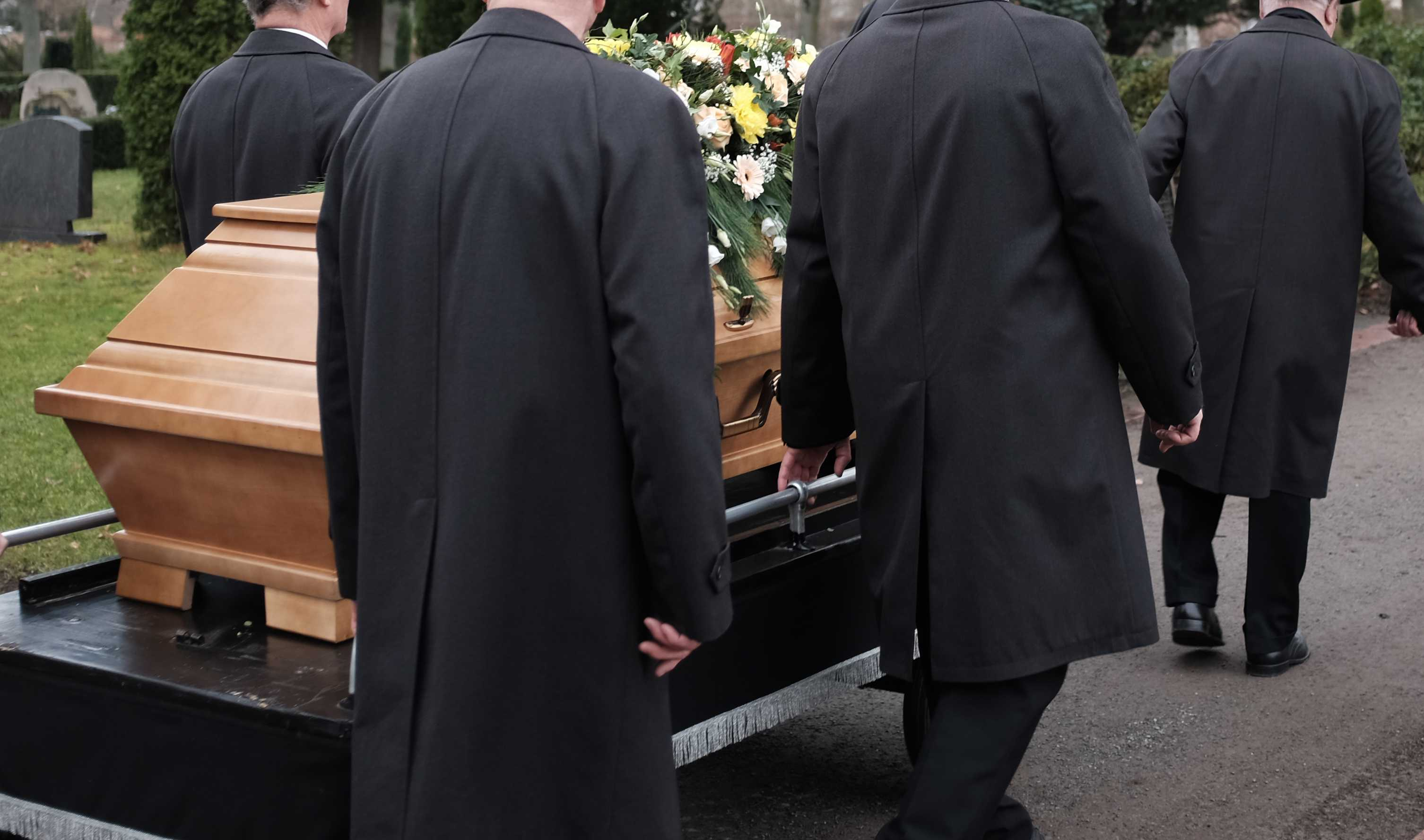 Организация ВИП-похорон