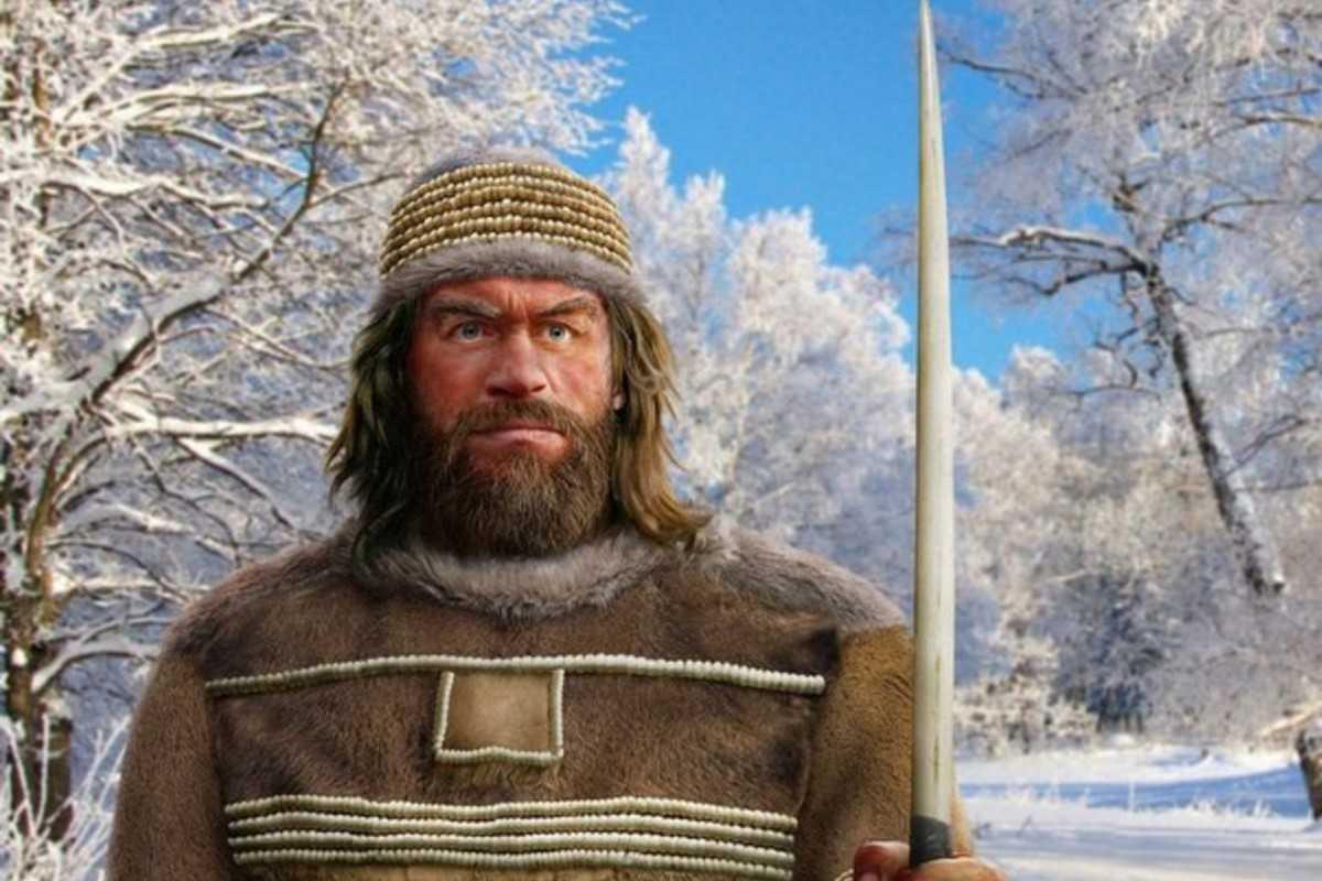 Ранние группы Homo sapiens жили в Европе в условиях субарктического климата