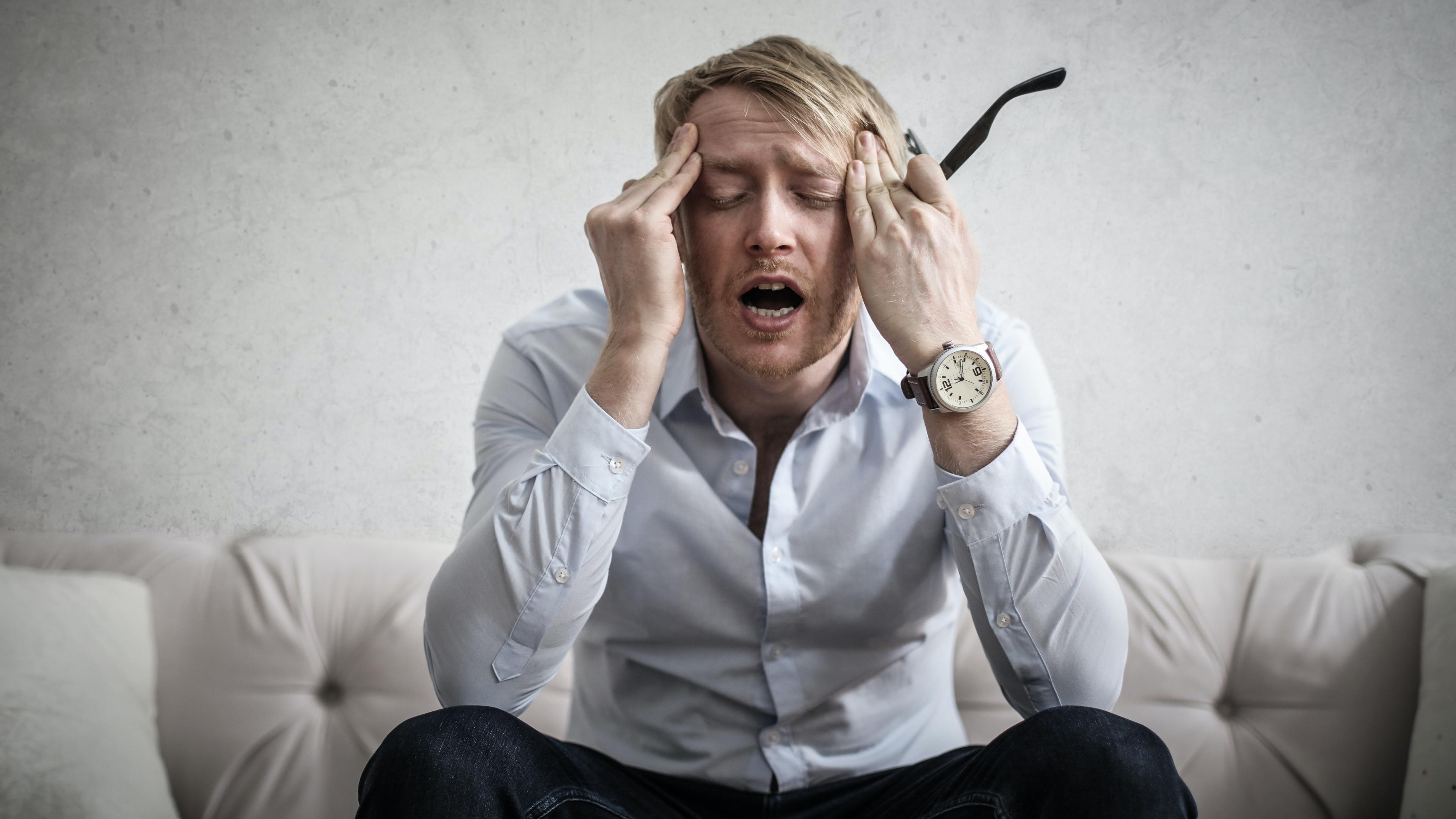 Физическая активность спасает от тревожных расстройств