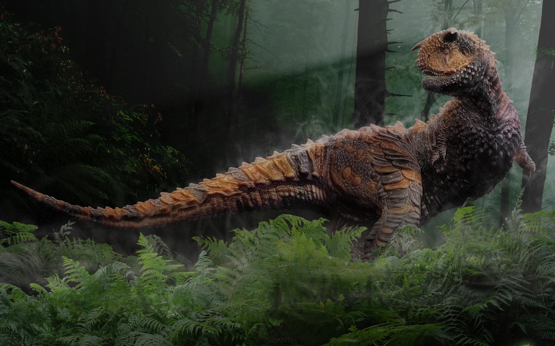 Карнотавр имел необычную для динозавров шкуру молоха
