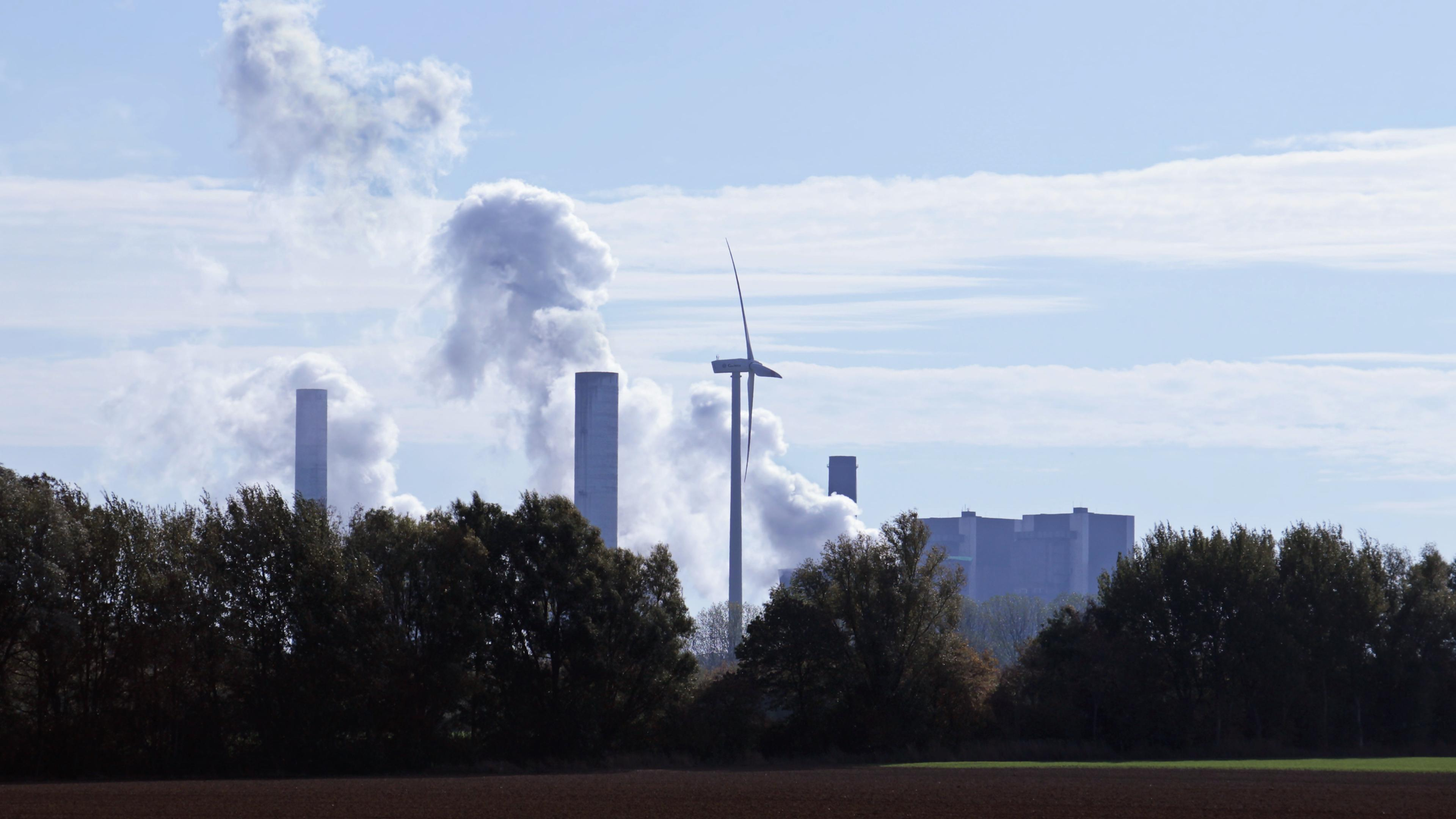 Длительное воздействие не очень грязного воздуха тоже вредит здоровью