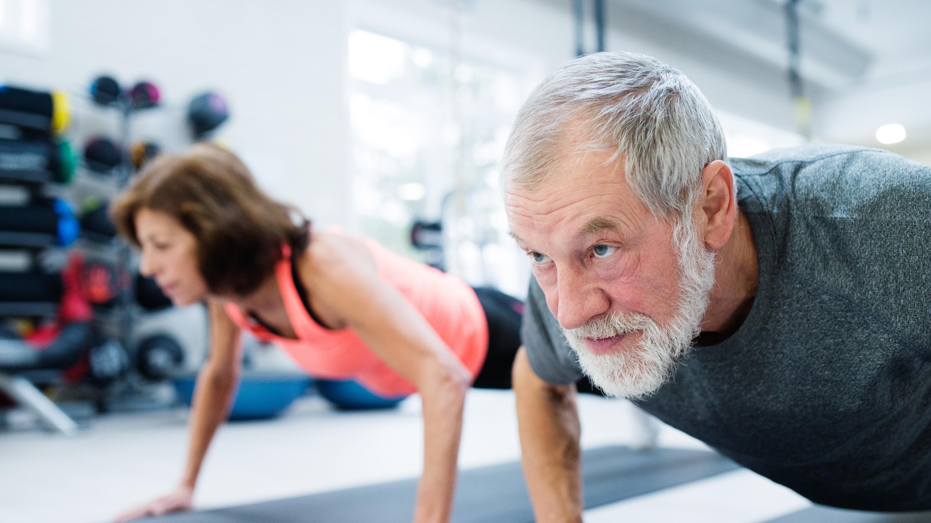 Физическая активность помогла сохранить ясный ум при нейродегенеративных заболеваниях