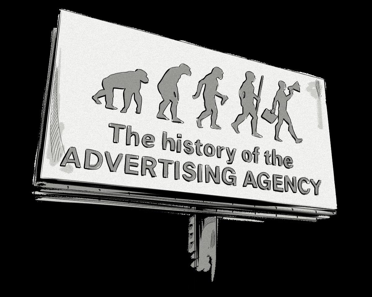 История и эволюция рекламной индустрии