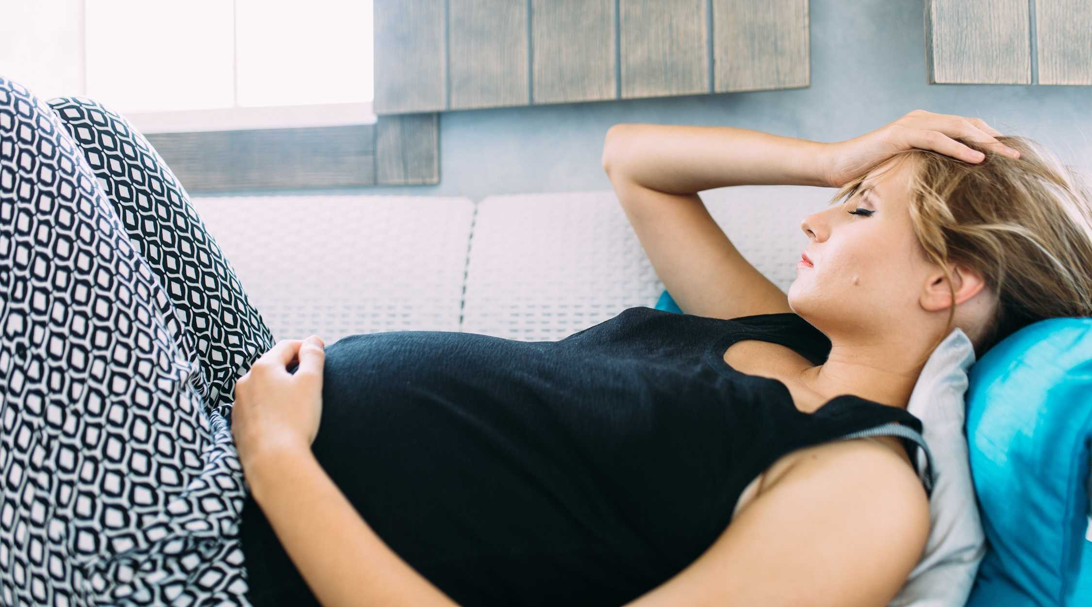 Учеными обнаружена причина усталости беременных
