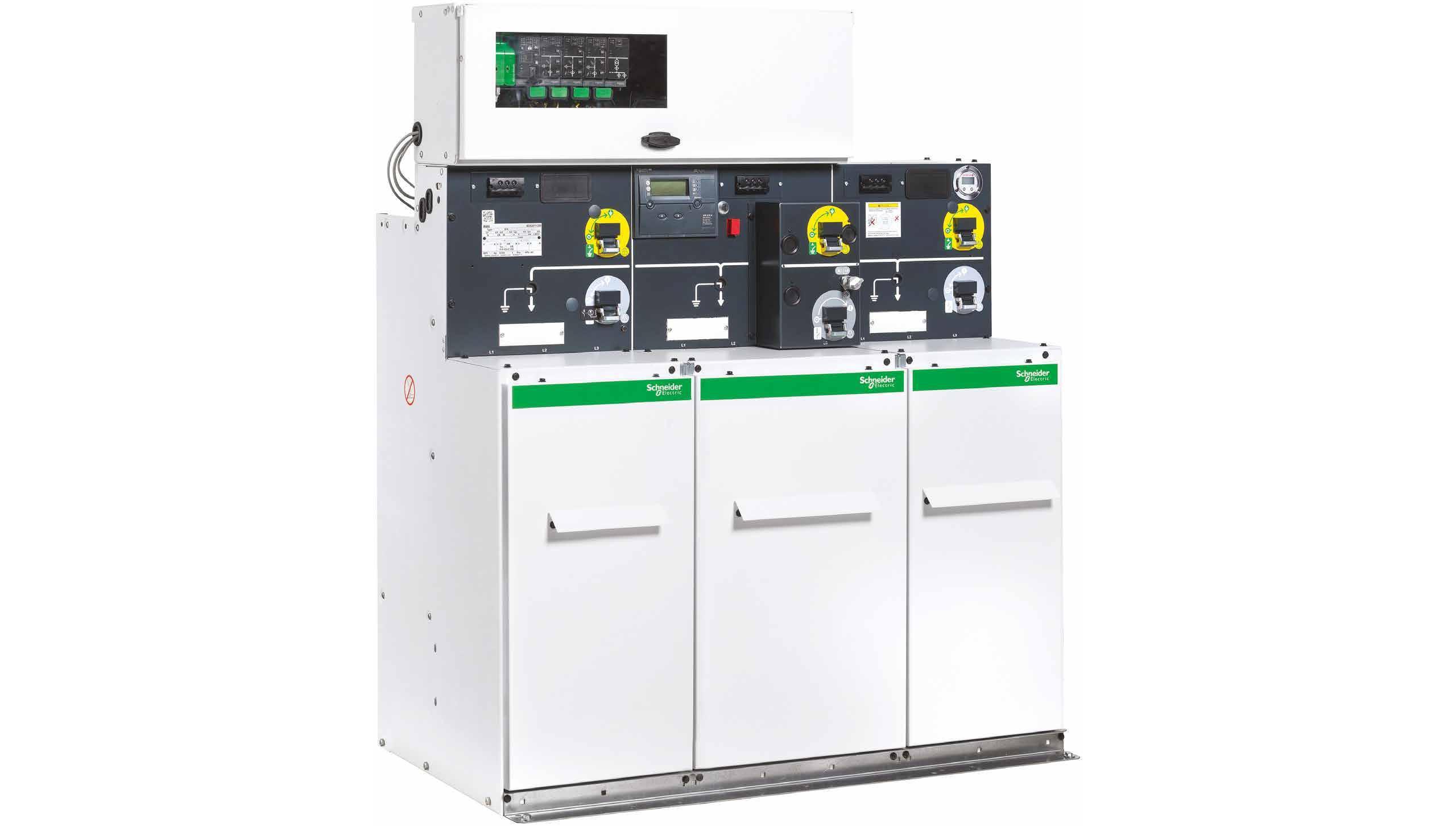 Производство и продажа элегазовых моноблоков RM6 Schneider Electric