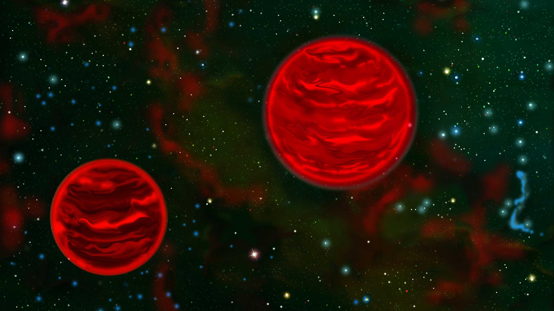 У одинокой планеты может оказаться собственная одинокая луна