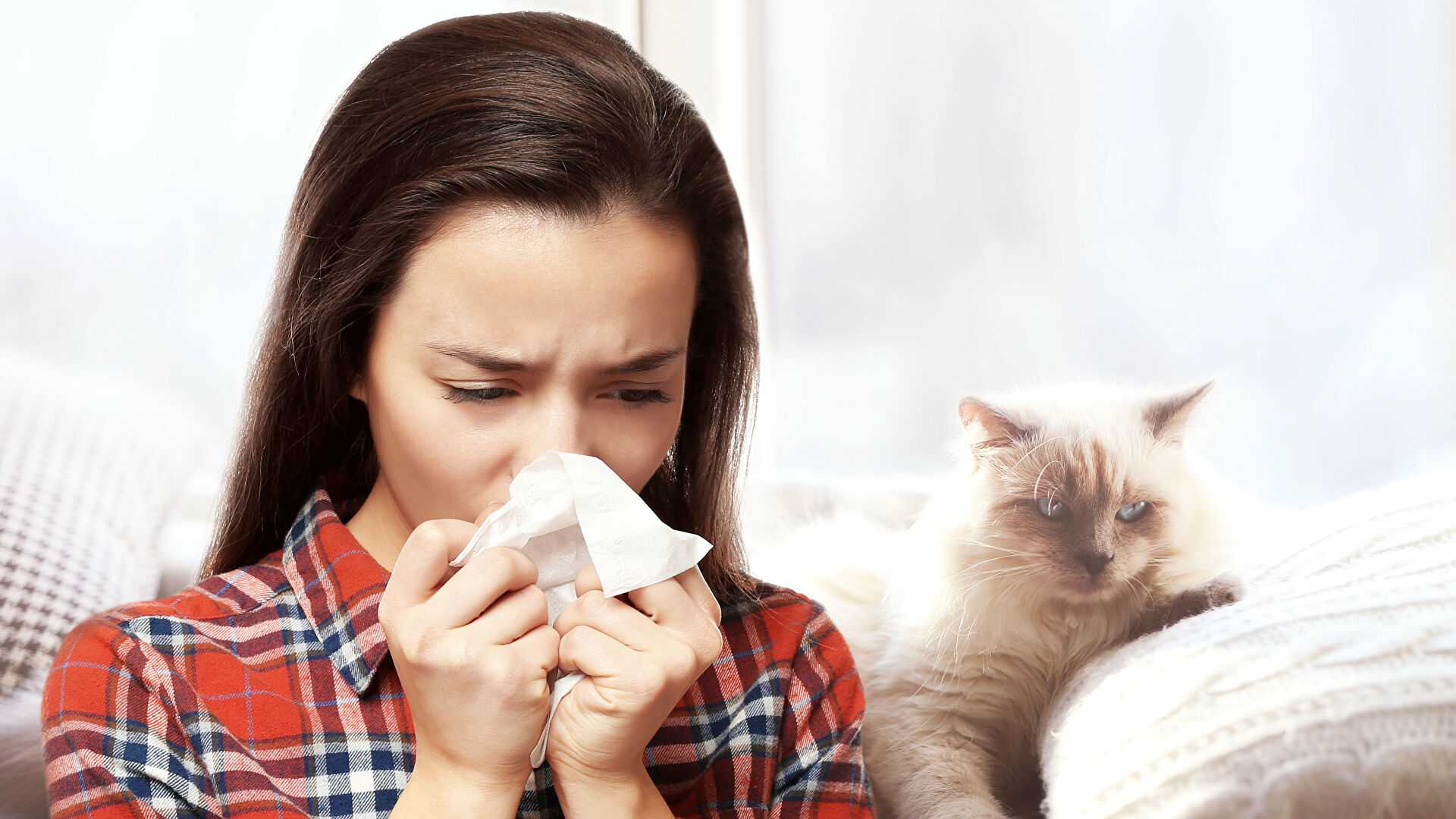 Ученые поставили под сомнение связь аллергии с депрессией и шизофренией