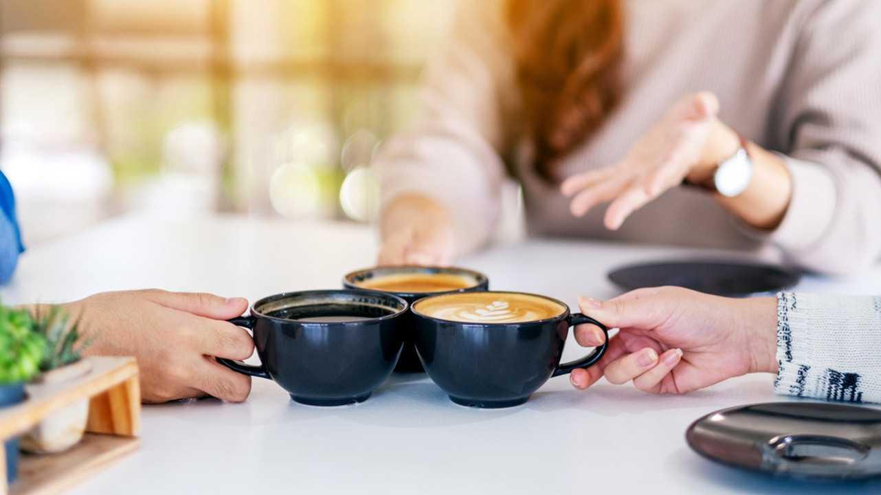 Три-четыре чашки кофе в день снижают вероятность фиброза печени
