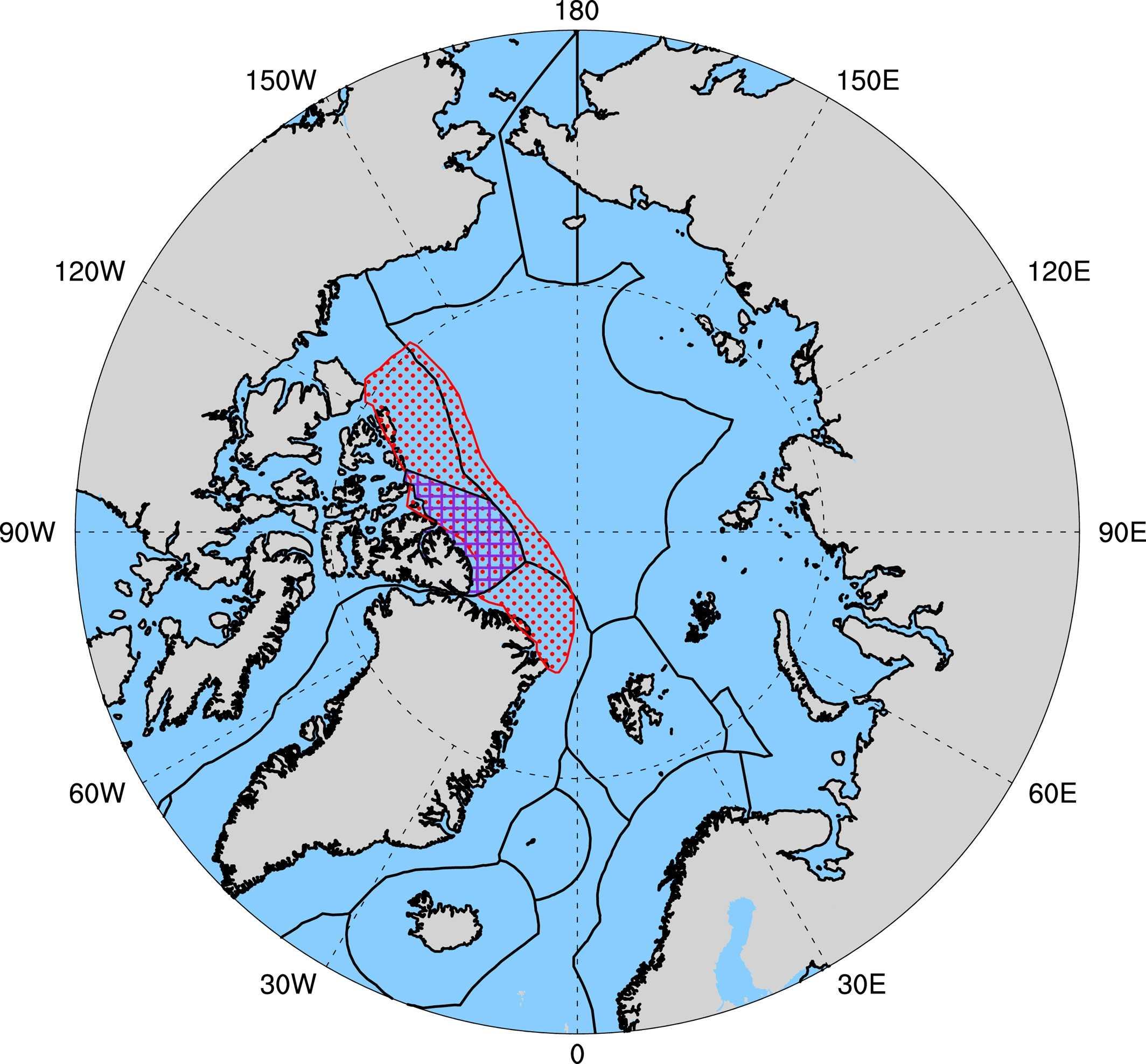 «Последняя ледовая зона» Северного Ледовитого океана может не пережить столетие