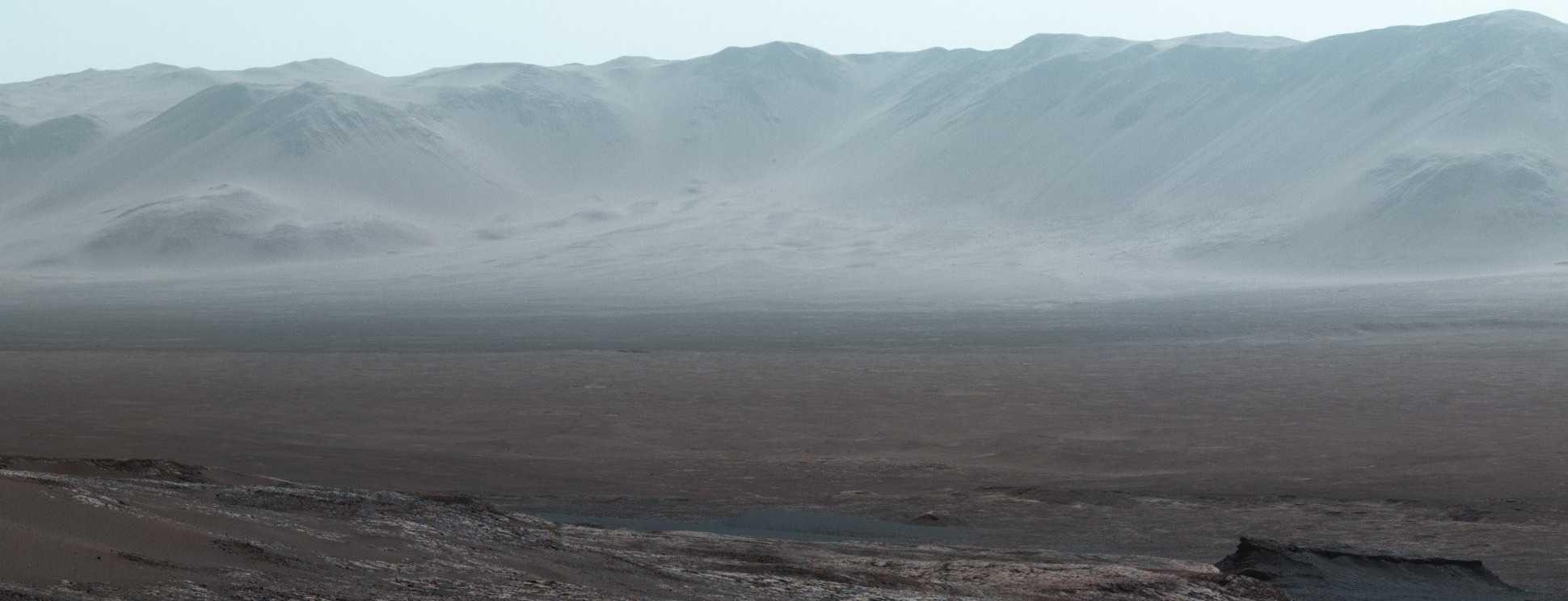 Perseverance подтвердил существование древнего озера на месте марсианского кратера