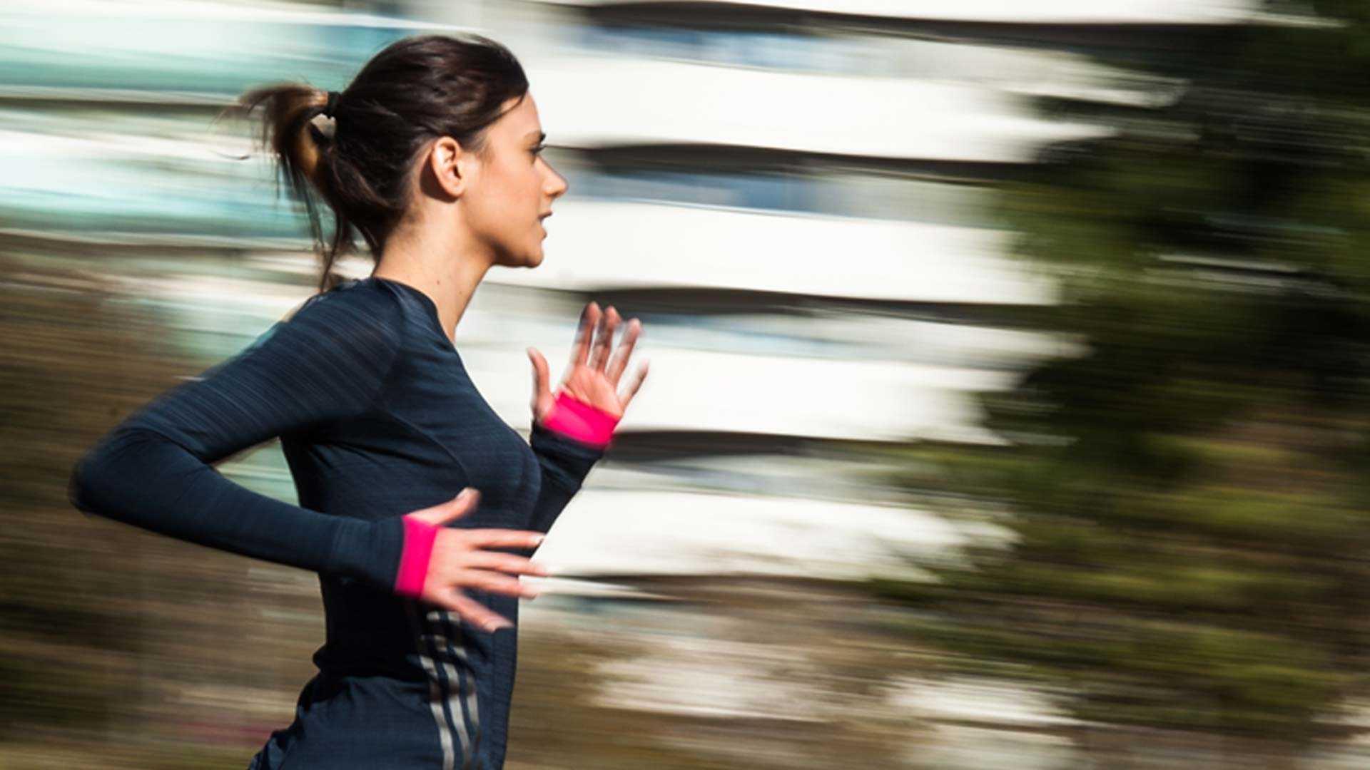 Гормоны помогают женщинам в спорте