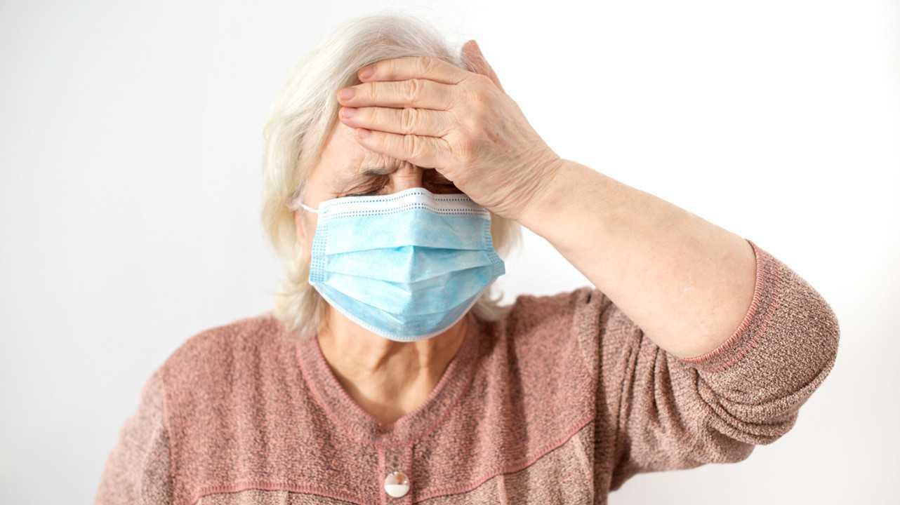 Аспирин и антикоагулянты не спасают от инсульта пожилых пациентов с COVID-19