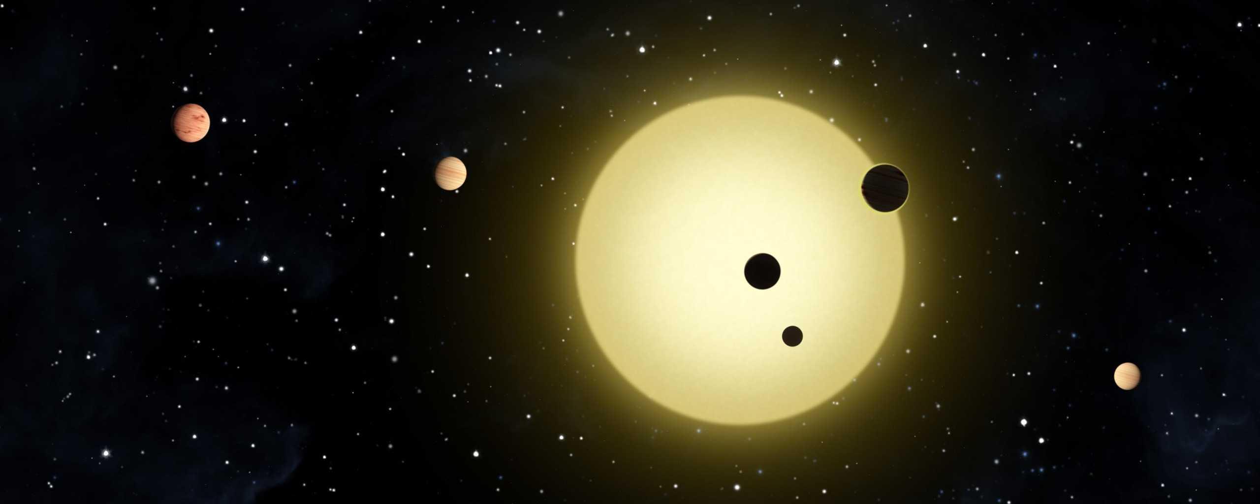 Состав звезды определяет состав ее планет — но что-то вносит поправки