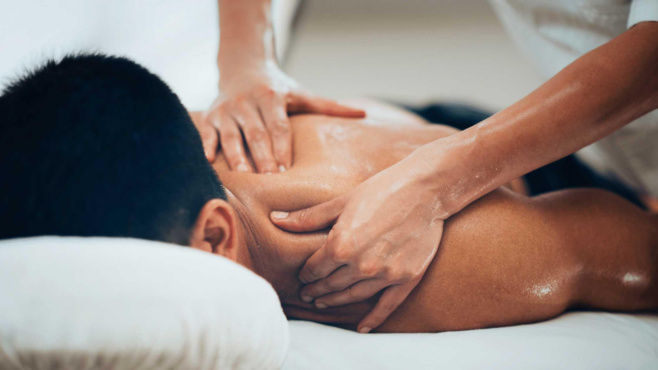 Как массаж лечит мышцы