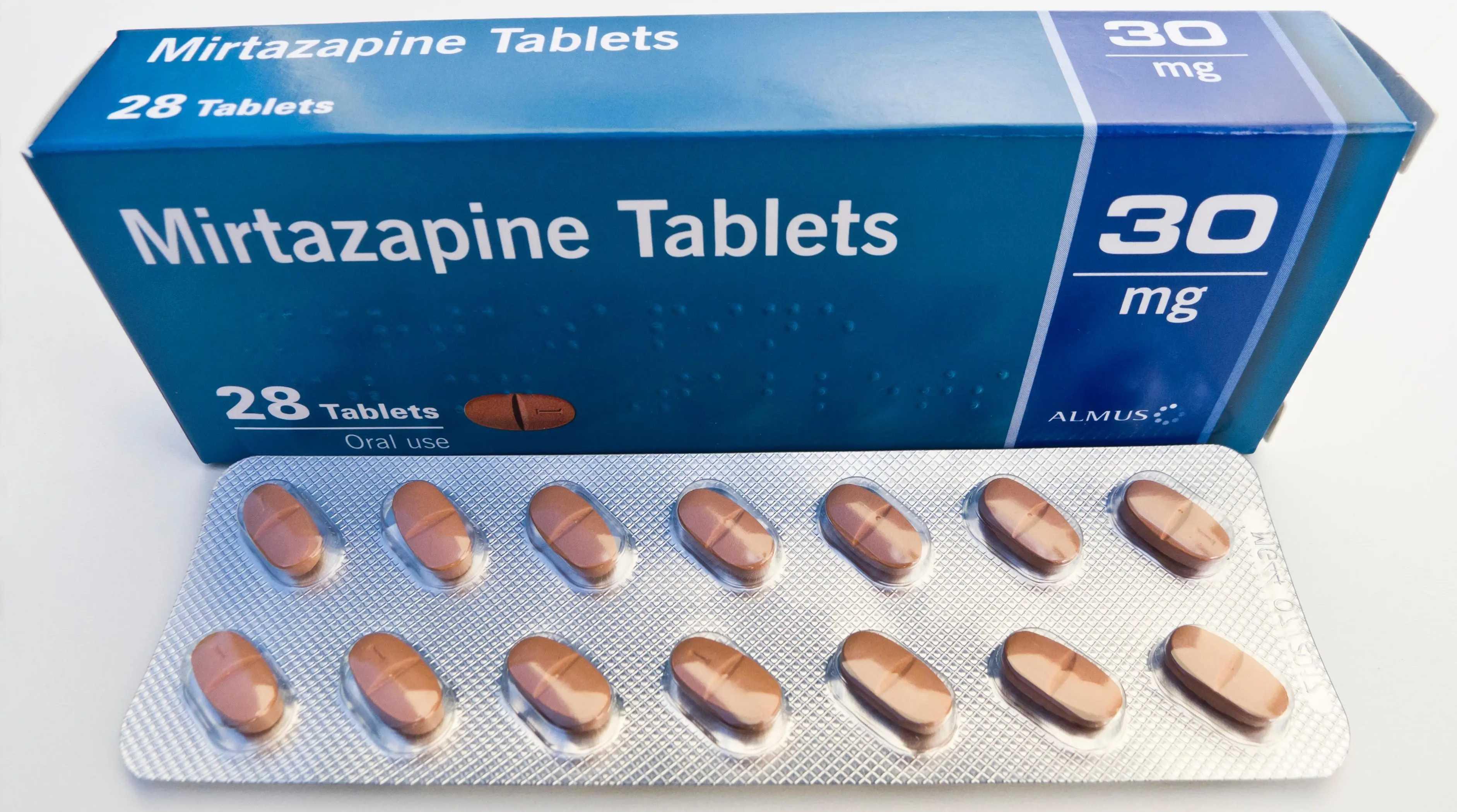 Миртазапин оказался неэффективен в устранении раздражительности при деменции