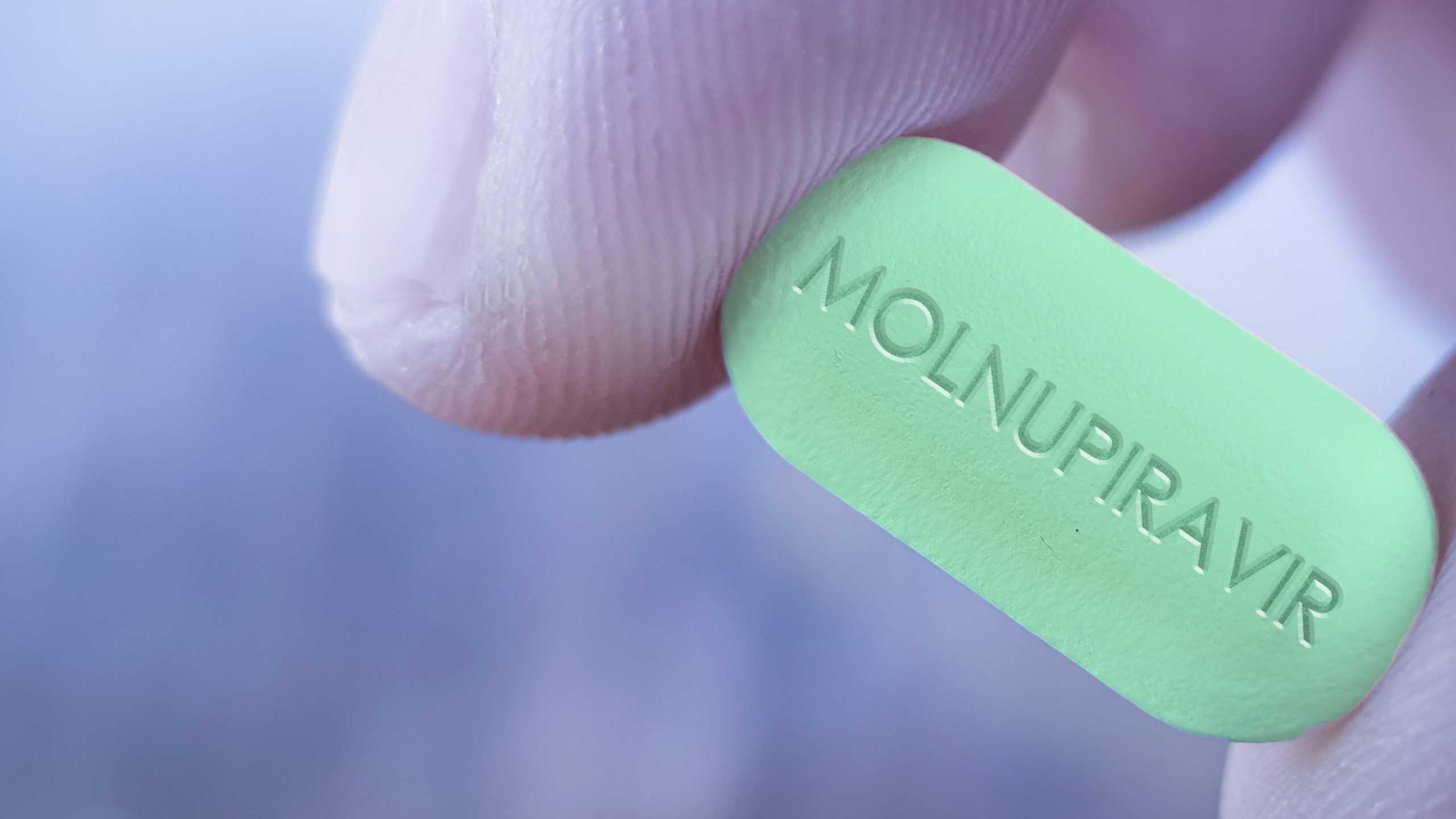 Препарат молнупиравир от Merck & Co вдвое снизил риск госпитализации при ковиде