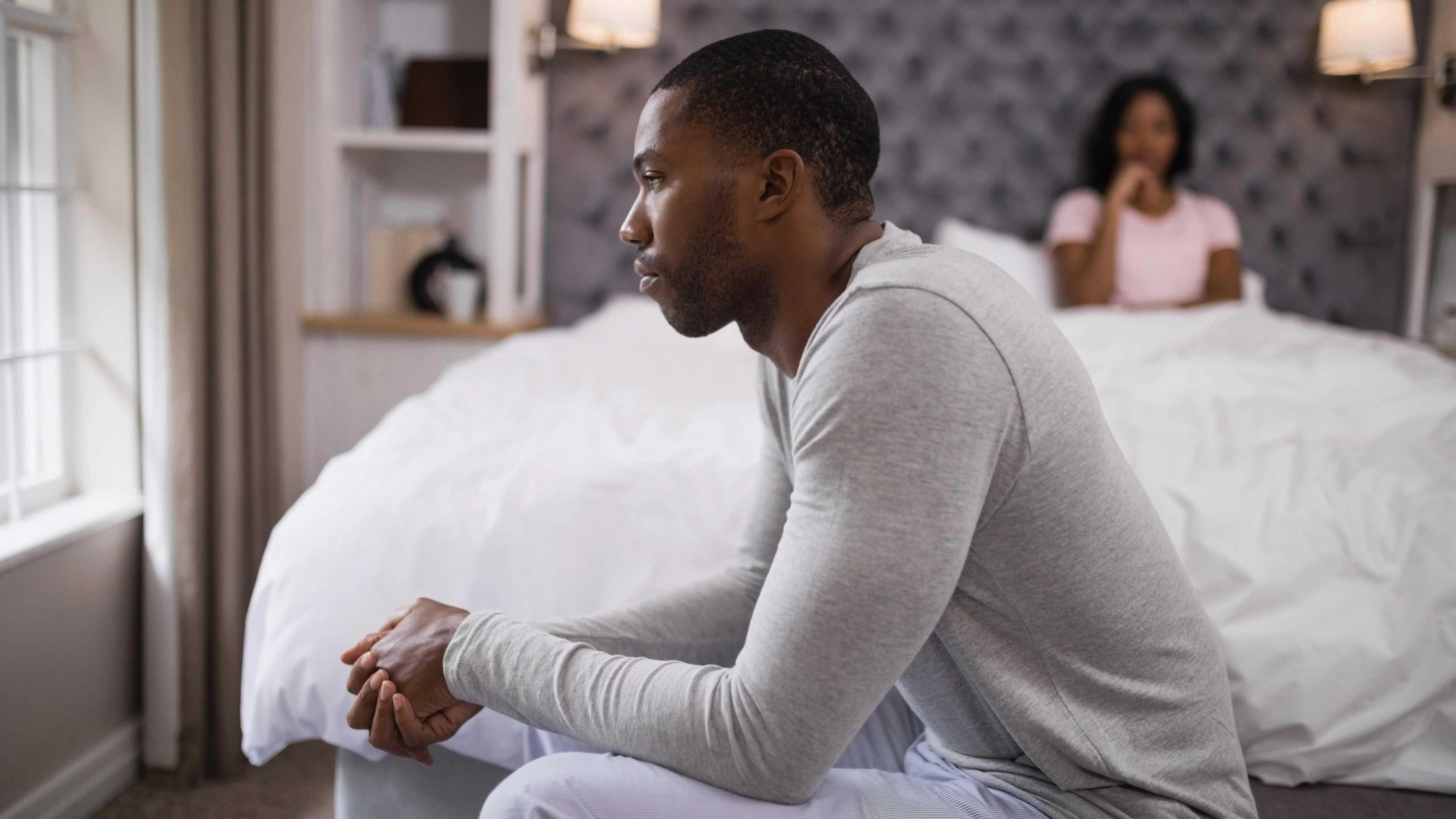 Потеря обоняния привела к депрессии и сексуальной неудовлетворенности