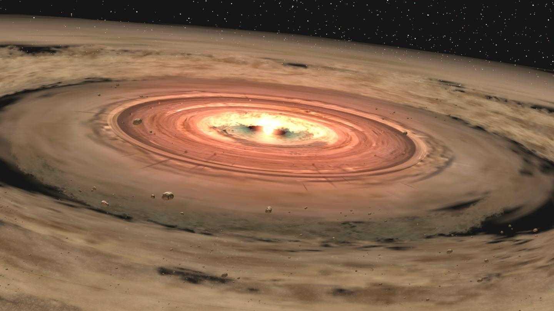 В ранней Солнечной системе могла существовать огромная «брешь»