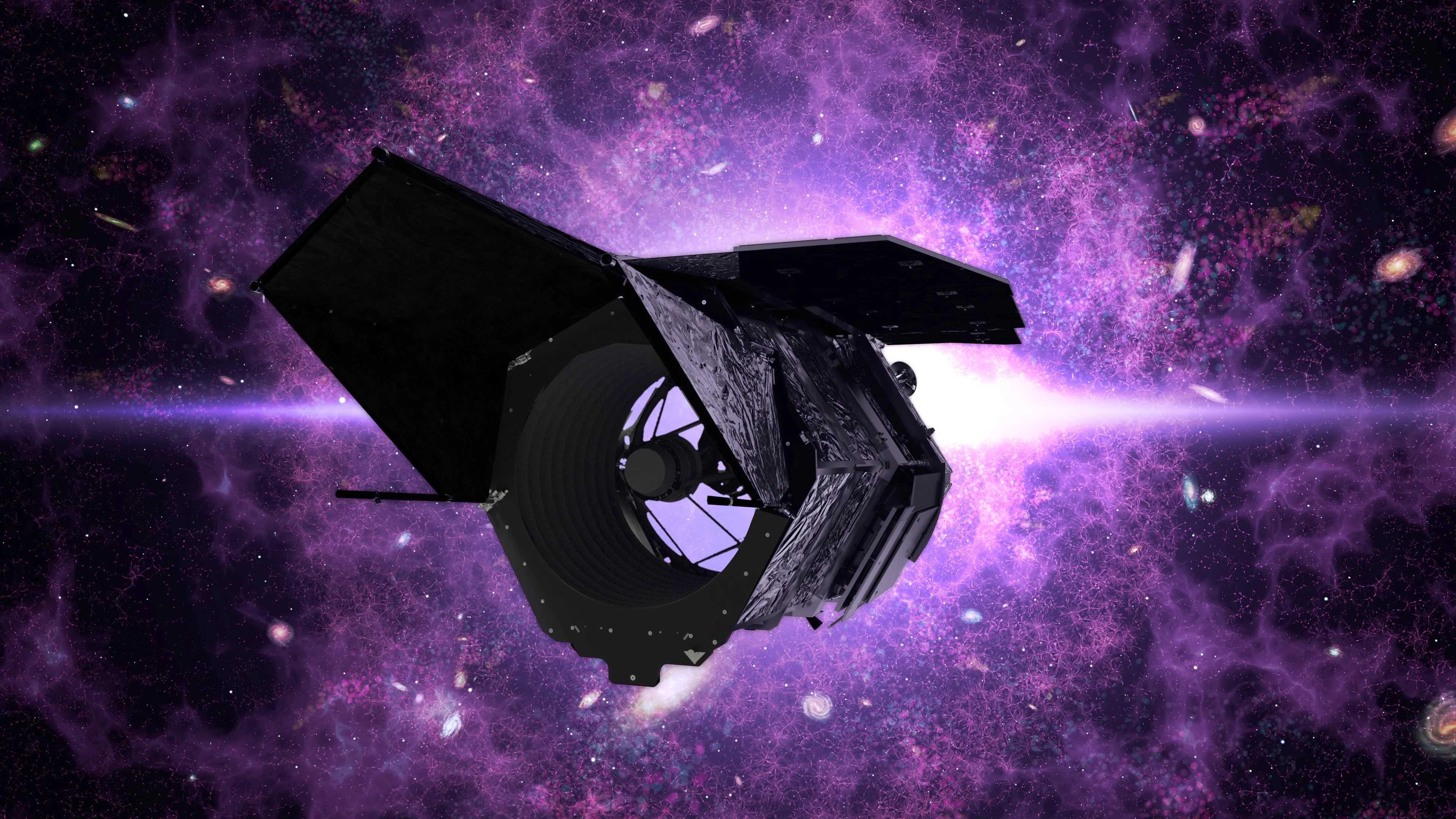 NASA завершило проектирование телескопа «Roman»