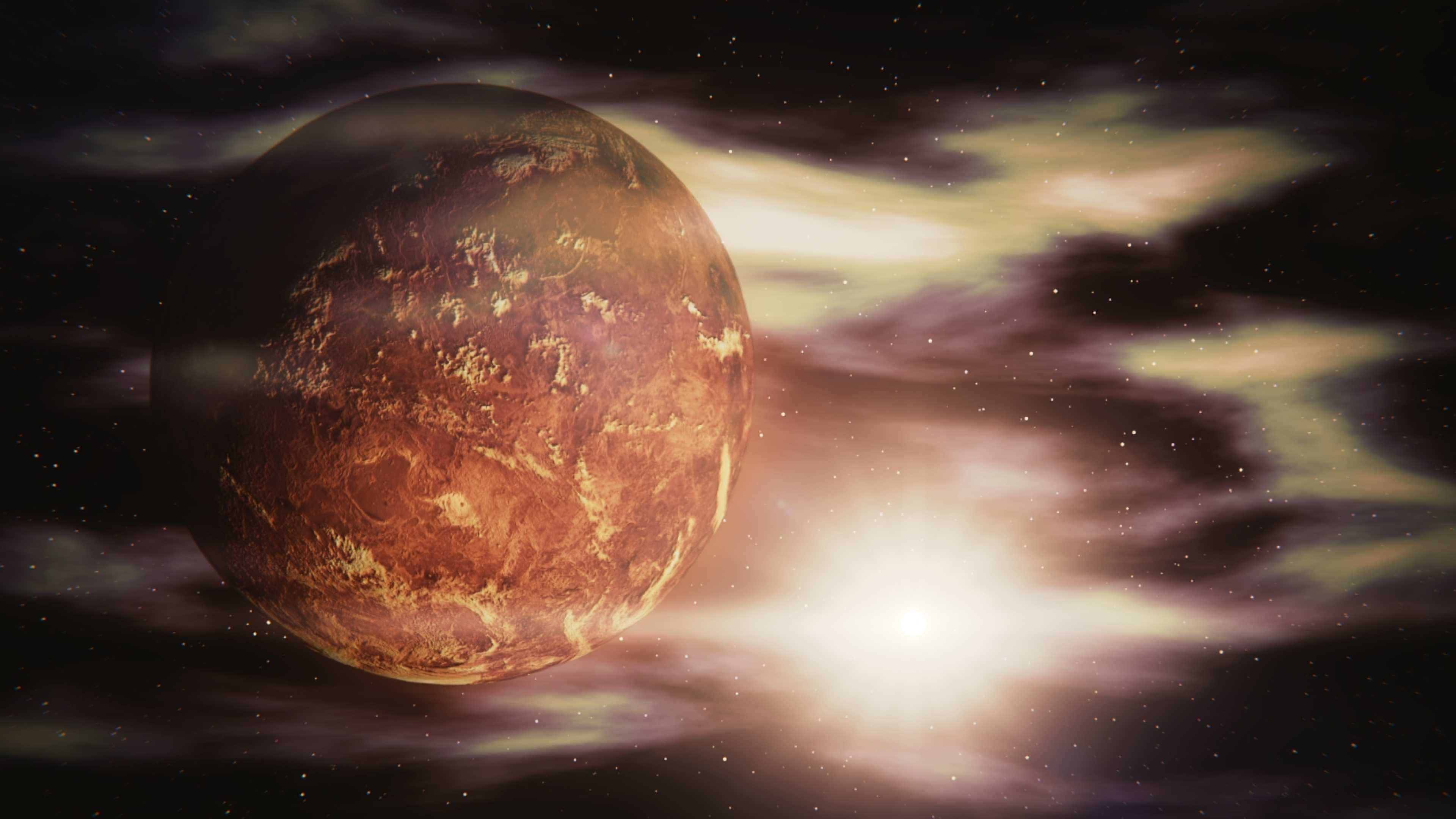 На Венере никогда не было океана, а Земля могла превратиться в паровой котёл