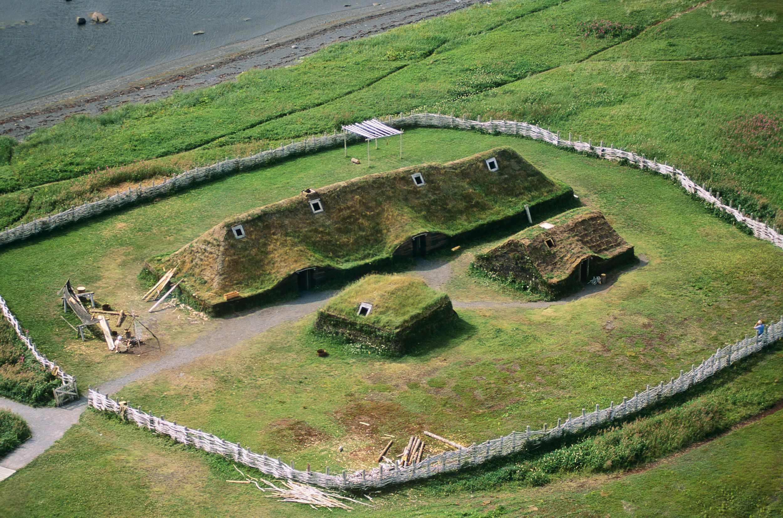 Недолгий первый век Великих географических открытий: Виноградная страна викингам не понравилась